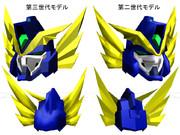 【MMD製作状況】L式BS型第三世代モデル 龍神合体バーンガーン 02