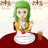 GUMIちゃん誕生日おめでとう!