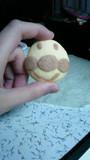 アンパンマンクッキー作ってみた~