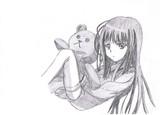 【神様のメモ帳】アリスをに描いた