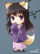 恵さんは女狐かわいい