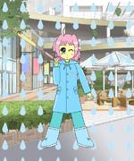レインコート☆キャロちゃん