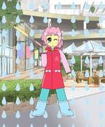 レインコート☆キャロちゃん(2PカラーVer.)