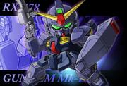 【132.5】ガンダムMk-Ⅱ(ティターンズカラー)