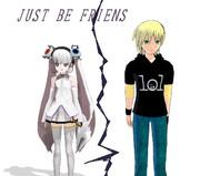 パラレルLEON リメイク版 JUST BE FRIENDS