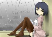 梅雨が明ける…