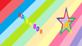 rainbow~♥