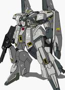 MSR-000   γ(ガンマ)ガンダム (エゥーゴカラー)