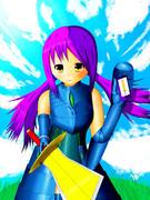 【方舟企画】正統派騎士の子を描かせてもらいました!