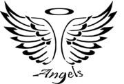 エンジェルスのロゴ-透過