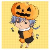かぼちゃ仁王