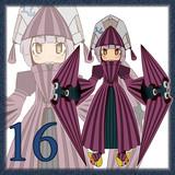 No.16ルーラー娘