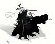 暗黒武士・妖夢