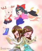 pinky:st 奈良でお土産買うよ2012