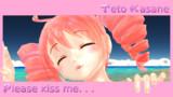【第2回超かわいいテトさん選手権】キスして・・・