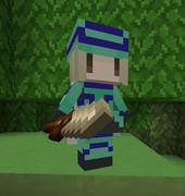 【Minecraft】littleMaidMobでタムリン【メガテン・デビサマ・ペルソナ】