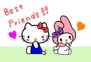 キティとマイメロディ ~ベストフレンド~