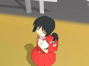 ユキちゃんと一緒に帰ろう!