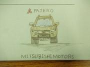MITSUBISHI MOTORS PAJERO
