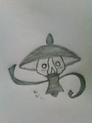 鉛筆で気ままにポケモン描いてみた10
