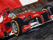 ALONSO-Ferrari F2012