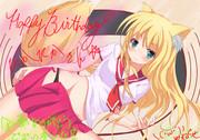 たかたかさん!お誕生日おめでとうございます!_:(´ཀ`」 ∠):_