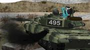 排気煙のメモ(T-90)その1