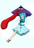 眼鏡っ子傘ちゃん