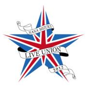 LIVE UNION 2012 シンボルマーク 文字あり版