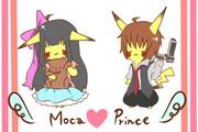 Princeちゅう+Mocaちゅう