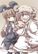 はぁ、この二人は可愛いなぁ・・・。