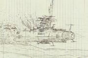 冥王星基地の陥落
