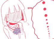【漫画描いてみた】関口 ちょっとテヘペロって言ってみてくれ 【裏表紙】
