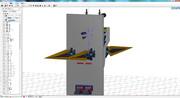 【MMD製作状況】L式BS型第三世代モデル 龍神合体バーンガーン 11