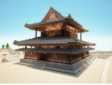 【MineCraft】法隆寺を再現したい-中間報告-その6