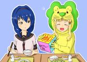 櫻子の手作りサイコロがどこかで見たことある形だったら。