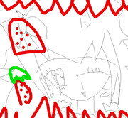 ピーチ姫壁紙(リトルヨッシー様)