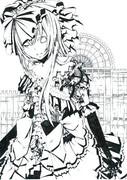 電子の歌姫 巡音ルカ