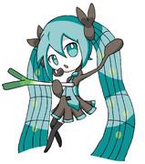 ミクエッタ(色違い)