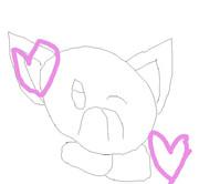 猫耳カービィ♥