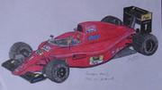 フェラーリ641/2 1990年日本GP