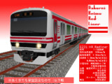 Hakurei Reimu Red Liner