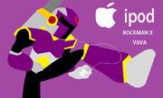 【ipod】ロックマンX VAVAさん