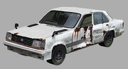 MMD用の車