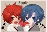 りんごあわせ