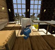 【Minecraft】littleMaidMobで魔丞千晶【真・女神転生Ⅲ】