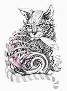 ■のら猫(改良版)