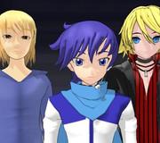Nico Nico Douga melody by Kaito and Leons