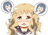 大室櫻子はせつなくて古谷向日葵を想うとすぐ甘えちゃうの