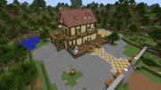 【空の軌跡】ブライト家つくってみた【Minecraft】